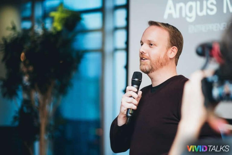 Angus MacLennan Vivid Talks WeWork Aldgate April 25 2018 by Alex Smutko Jpg-0227