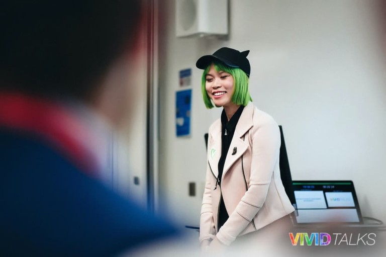 Vivid Talks Pearson Business School June 14 2018 by Alex Smutko Goldie Chan DSC_8293