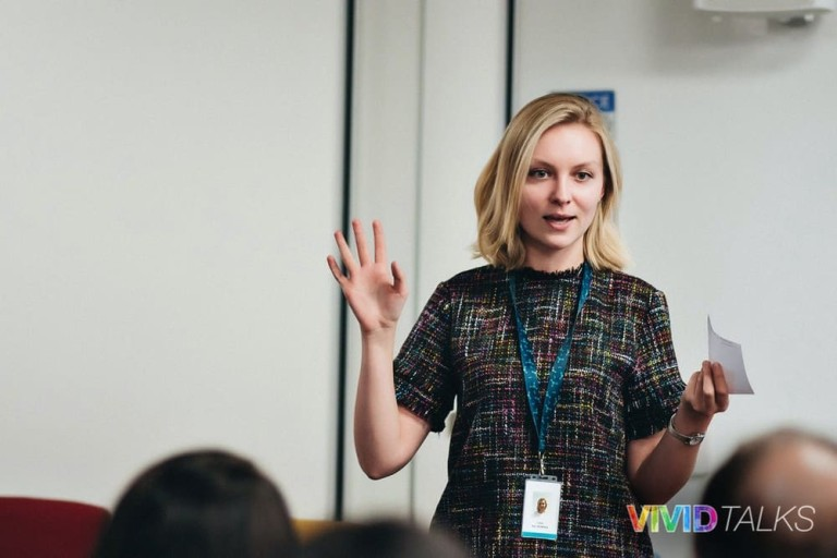 Vivid Talks Pearson Business School June 14 2018 by Alex Smutko Audience DSC_8220