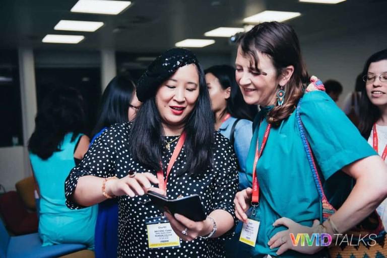 Vivid Talks Pearson Business School June 14 2018 by Alex Smutko Audience DSC_8620