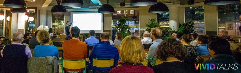 Vivid Talks on December 5 2017 at WeWork Paddington in London - 0006