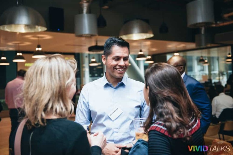 Vivid Talks on May 16 2018 at WeWork Moorgate in London - 0252