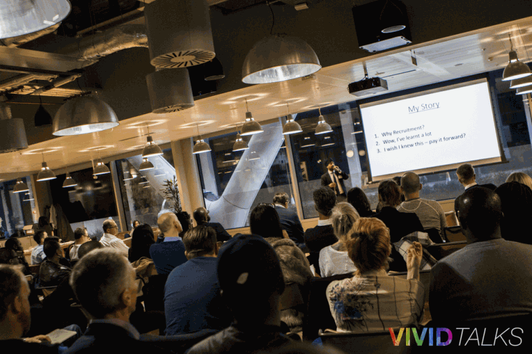 Vivid Talks March 29 2018 WeWork Moorgate London Growth Hacking Success0053