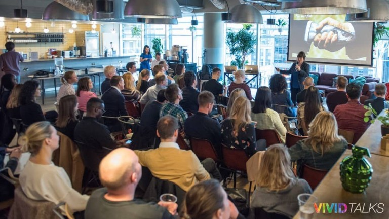 Esther Stanhope Vivid Talks WeWork Aldgate April 25 2018 by Steven Mayatt 810_5956
