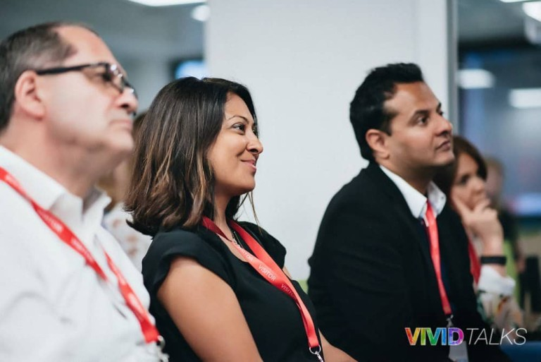 Vivid Talks Pearson Business School June 14 2018 by Alex Smutko Audience DSC_8548