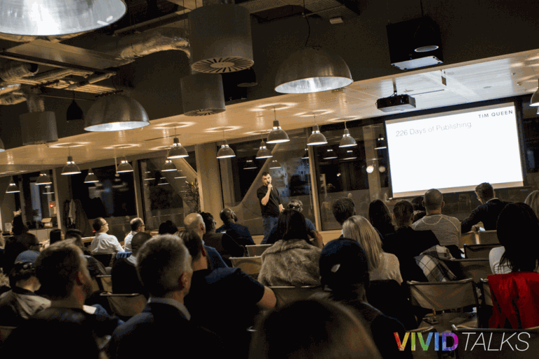 Vivid Talks March 29 2018 WeWork Moorgate London Growth Hacking Success0057