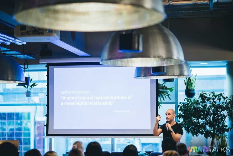 Serkan Ferah Vivid Talks WeWork Aldgate April 25 2018 by Alex Smutko Jpg-0193