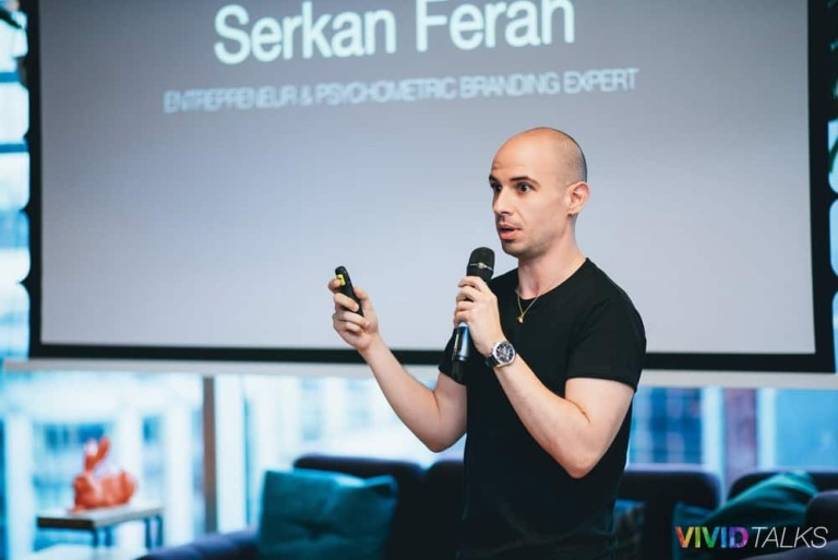 Serkan Ferah Vivid Talks WeWork Aldgate April 25 2018 by Alex Smutko Jpg-0184