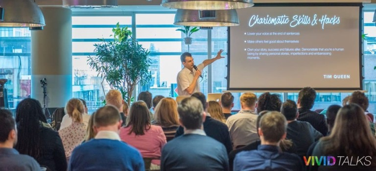 Tim Queen Vivid Talks WeWork Aldgate April 25 2018 by Steven Mayatt 810_5996
