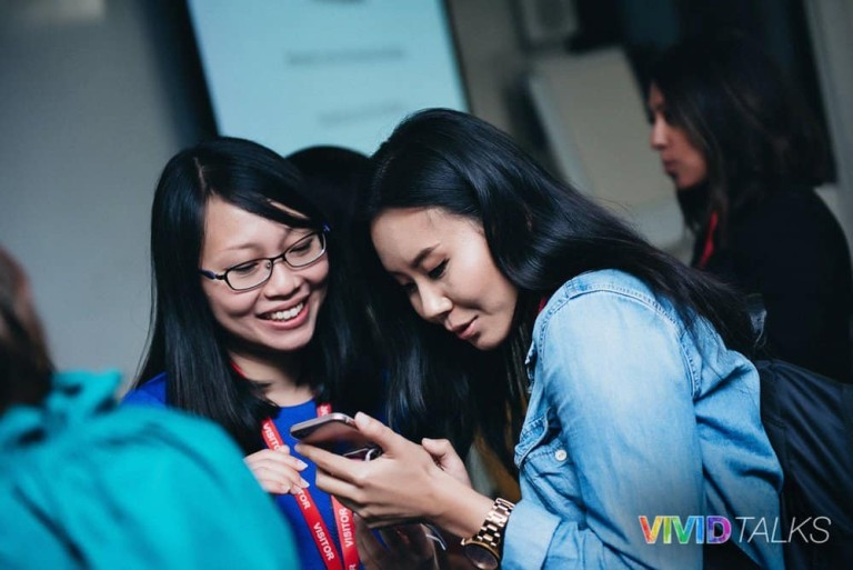 Vivid Talks Pearson Business School June 14 2018 by Alex Smutko Audience DSC_8624