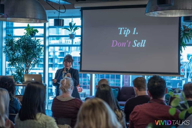 Esther Stanhope Vivid Talks WeWork Aldgate April 25 2018 by Steven Mayatt 810_5951