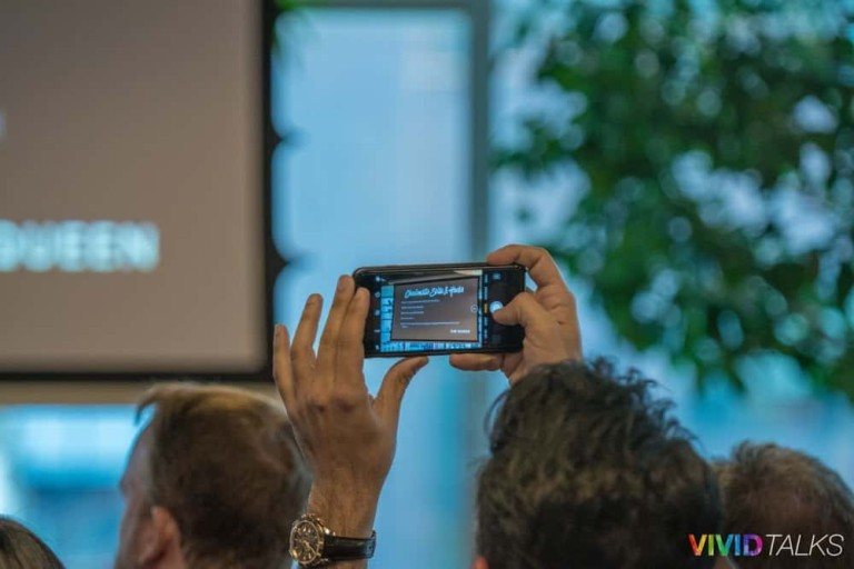 Vivid Talks WeWork Aldgate April 25 2018 by Steven Mayatt DSC_0228