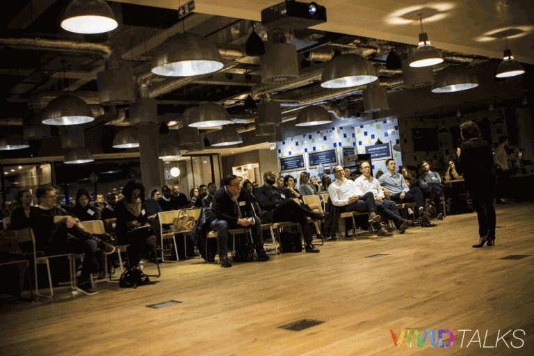 Vivid Talks March 29 2018 WeWork Moorgate London Growth Hacking Success0055