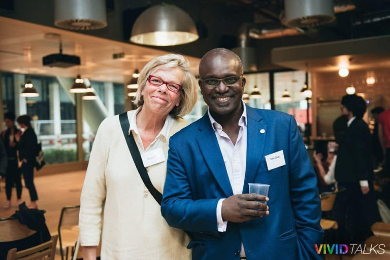 Vivid Talks on May 16 2018 at WeWork Moorgate in London - 0263