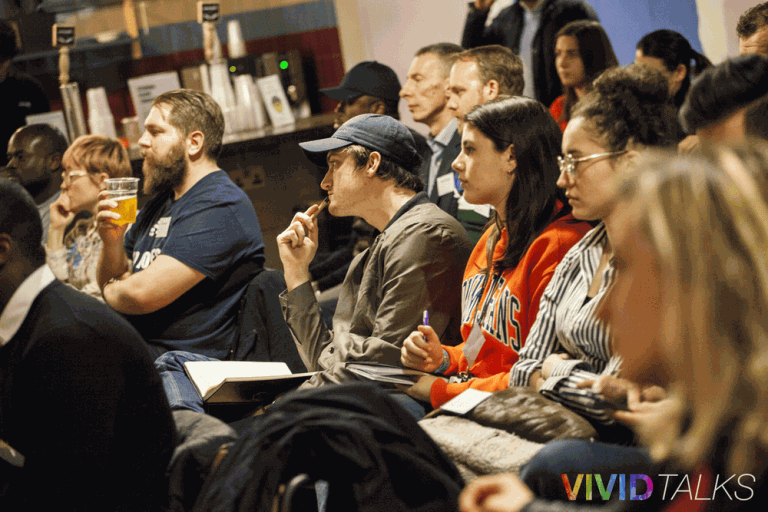 Vivid Talks March 29 2018 WeWork Moorgate London Growth Hacking Success0015