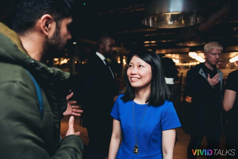 Clarice Lin Vivid Talks WeWork Aldgate April 25 2018 by Alex Smutko Jpg-0378