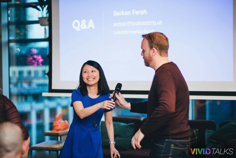 Clarice Lin Vivid Talks WeWork Aldgate April 25 2018 by Alex Smutko Jpg-0220