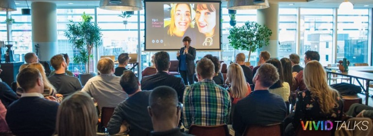 Esther Stanhope Vivid Talks WeWork Aldgate April 25 2018 by Steven Mayatt 810_5959
